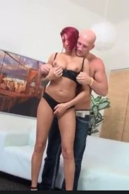 Fucking cunny suck tits by force